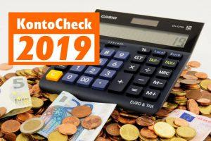KontoCheck 2019